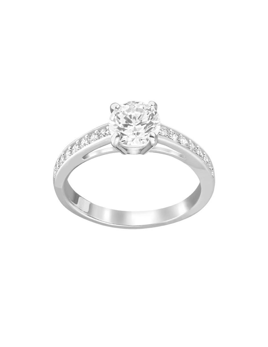 6782495aa771 Anillo Swarovski Attract Round cristal Precio Lista