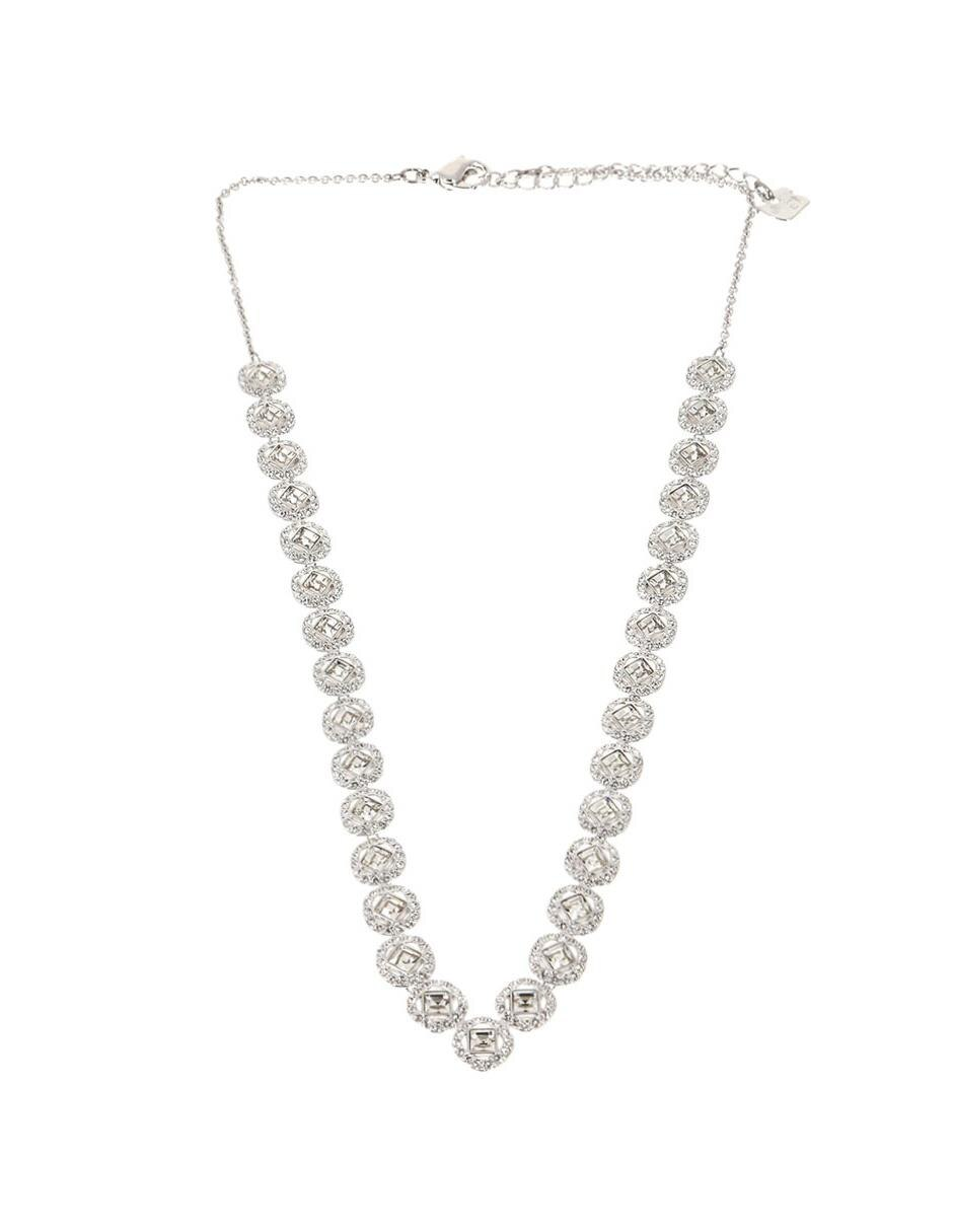 301644f03076 Collar Swarovski Angelic Square cristal