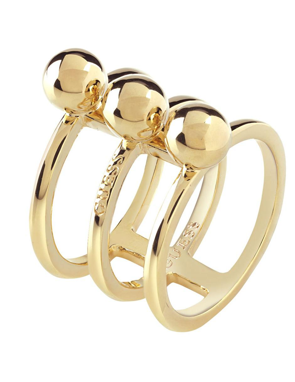 Anillo Guess Hoops I Did It Again pulido en Liverpool