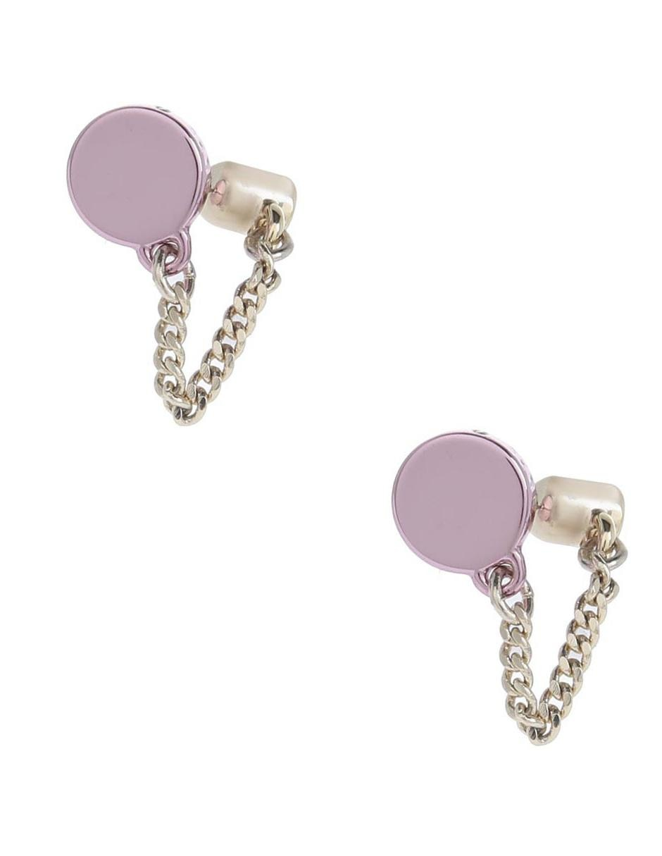 low priced 27b34 ae085 Aretes DKNY Bennet pulido